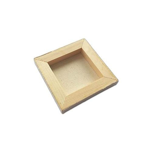 lwr crafts mini lona estirada 4 x 4 paquete de 6