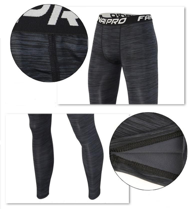 pantalon compresion Cargando zoom hombre lycras RFZxOw 434e8b766de3