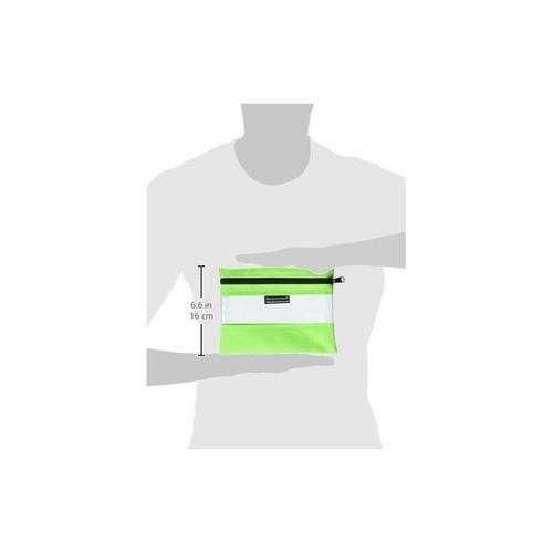 lyle enterprises sysb1-lgn ver bolsa de material, 6 x 8, ver