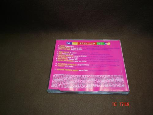 lynda,aleks syntek -cd single-lo mas prendido del pop