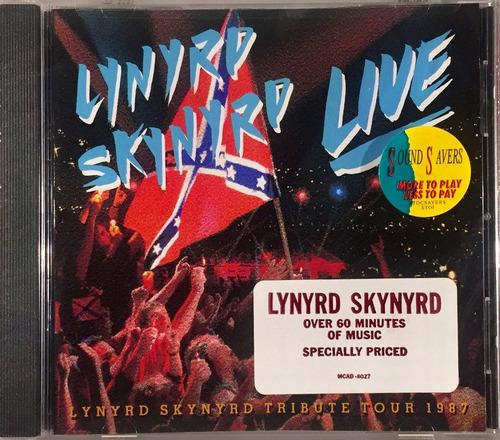 lynyrd skynyrd - southern by the grace of god - imp. lacrado