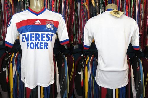 lyon 2011 camisa titular tamanho p.