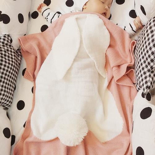 lz191 crianças cobertor de manta do bebê cobertor de malha d