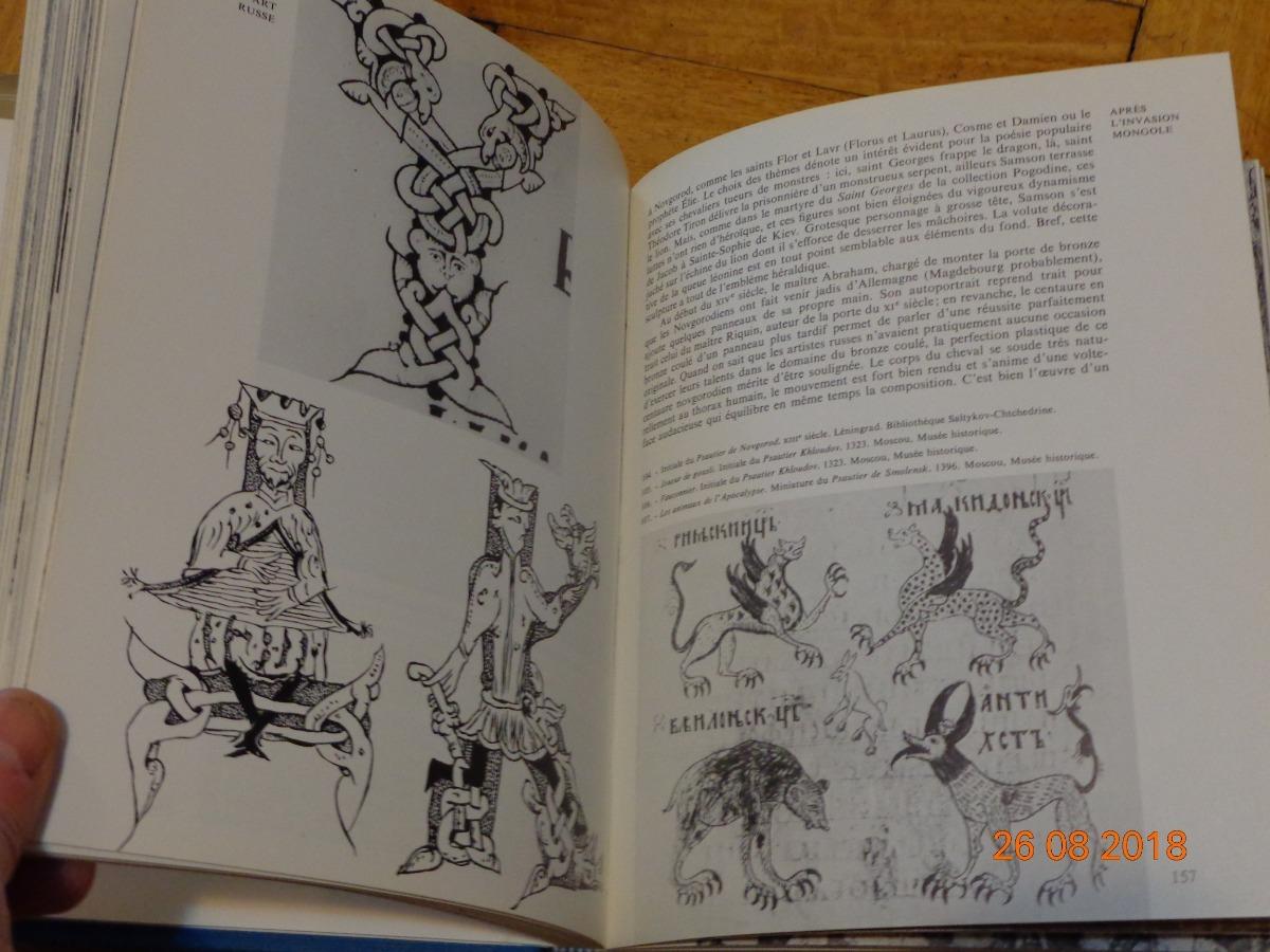 M Alpatov Histoire De Lart Russe Des Origines A Fin Xviii 47544