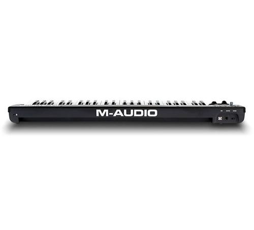 m-audio 49es keystation controlador usb entrega inmediata