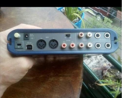 m audio fast track2! 2!2