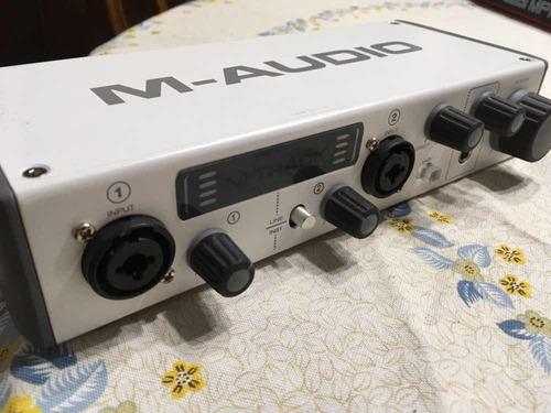 m-audio multi track