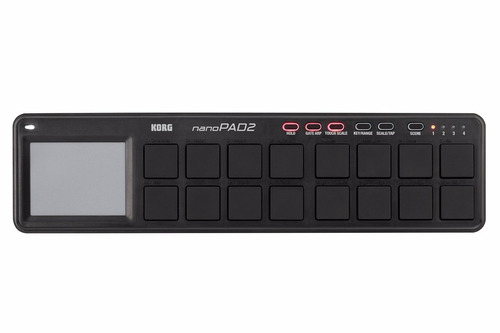 m-audio xponent +  akai apc40 + novation launchpad + korg