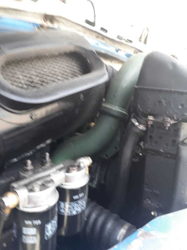 m. benz 1114 mecánica 20 c/intercooler y acoplado de 9,40