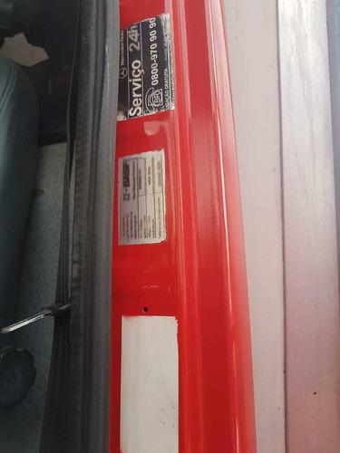 m-benz 710 2008 baú refrigerado r$79.999,00