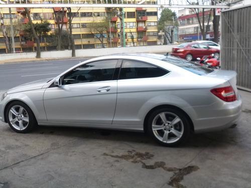 m benz c180 cgi coupe,garantia,cambio de propietario gratis!
