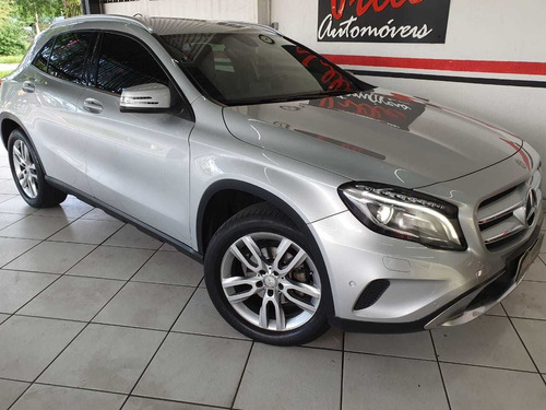 m-benz gla 200 advance 1.6 turbo flex impecável