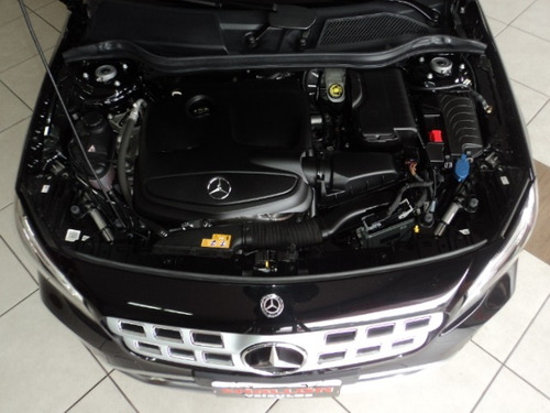 m. benz gla1.6 advance turbo flex 5p 2017/2018 preto