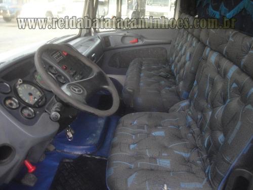 m. benz l 1318 cegonha guincho plataforma 5 carros 2008