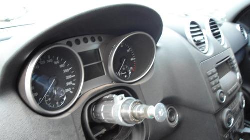 m. benz  ml500 2006 sucata acessorios peças motor cambio