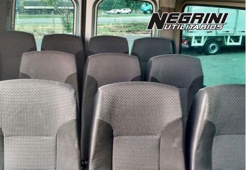 m-benz sprinter 415 minibus 2014/2015- negrini utilitários