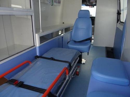 m. benz sprinter ambulância uti 415 t. alto 2017/2018