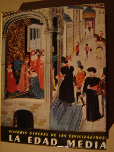 m. crouzet, la edad media ediciones destino 1977