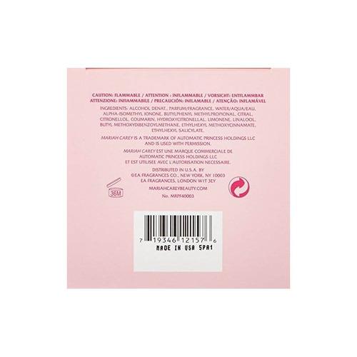 m luscious pink de mariah carey para mujeres, eau de parfum