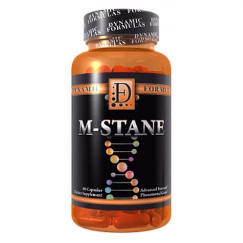 m stane - 60 caps - dynamic formulas - c/ codigo - ph mstane
