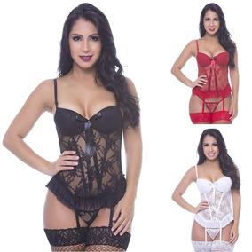 3c391e29a Cinta Liga Meia Vermelha - Moda Íntima e Lingerie no Mercado Livre Brasil