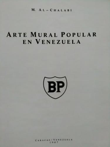 m1 a al - chalabi : arte mural popular en venezuela