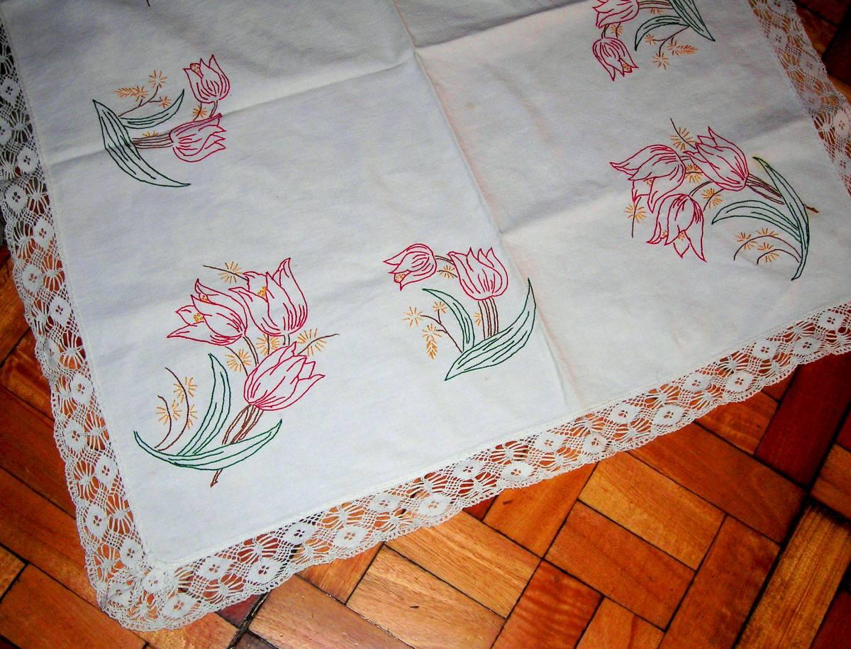 Manteles de tela good manteles a cuadros tela panam with for Manteles de tela