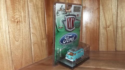 m2 machines ford 1962 econoline camper van