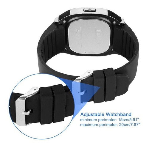 m26 reloj inteligente con pantalla táctil bluetooth - moda d