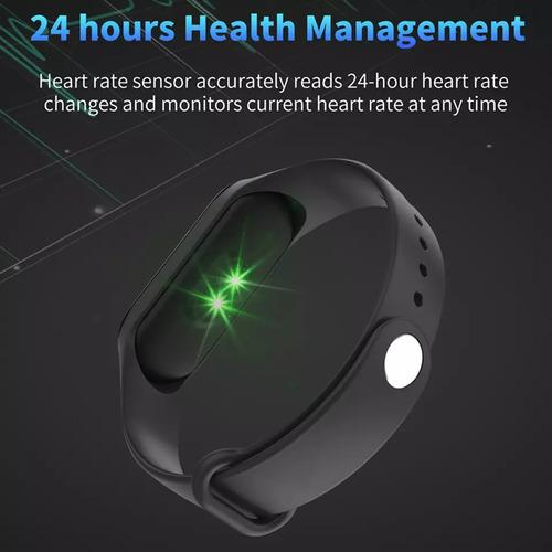 m3 pro banda inteligente impermeable rastreador de ejercicio