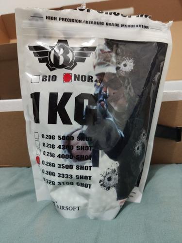 m4 aeg airsoft + red dot + carregador + saco de 4000 bbs