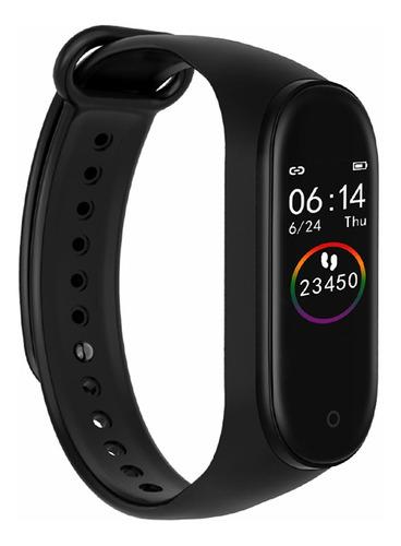 m4 pulsera inteligente pantalla de 0.96 pulgadas bt4.0 reloj
