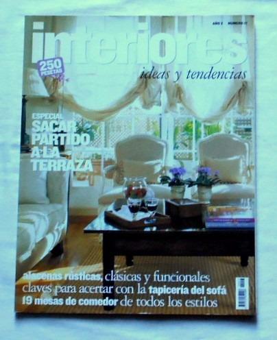 m56 revista española interiores ideas y tendencias completa