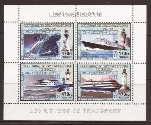m574-r.congo 2006 navios e farois