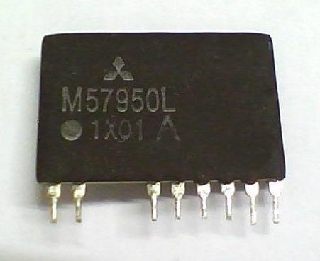 m57950l circuito integrado hidrido modulos del transistor ci