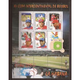 M841-cuba  Copa De Beisbol 2002