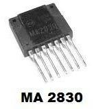 ma2830 - ma 2830   -  circuito integrado original !!!