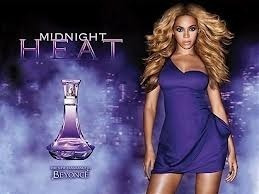 maa  perfume midnight heat for women by  beyonce 100 ml edp