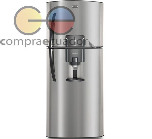 mabe refrigeradora nevera 13 pies 360 lt. dispensador agua