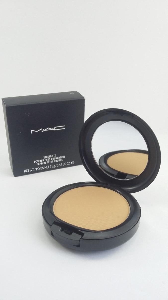 Mac Base En Polvo Studio Fix Powder Plus Foundation Original Cargando Zoom
