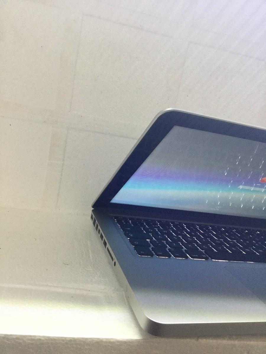 Mac Book Pro Led De 13 A 241 O Finales 2012 Con Garant 237 A