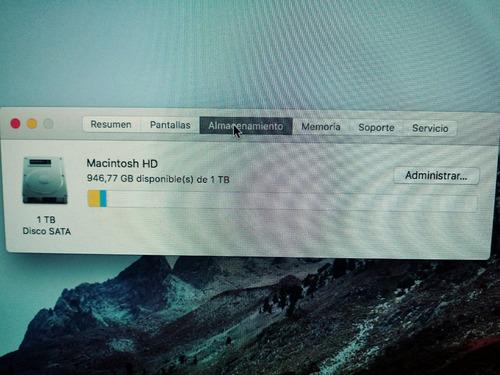 mac imac 21.5 inch 2017