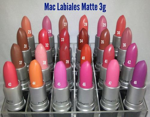 mac labiales (1 pza)