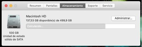 mac mini 2017 personalizada / core i7 3.0 - 16 ram - 500 ssd
