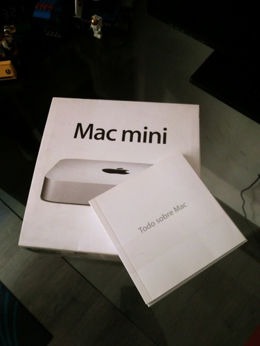 mac mini 4gb ram 500 gb hdd