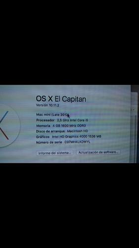 mac mini core i5