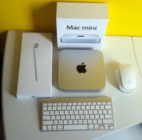 Mac Mini I7 Quad Core 16 Gb + Teclado + Mouse