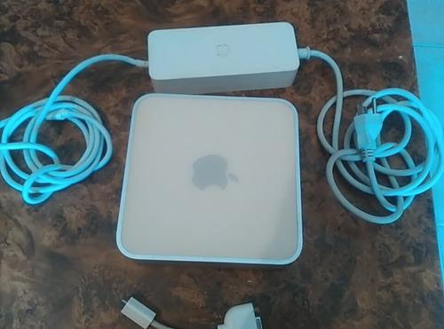 mac mini, intel core 2 duo, 2gb ram, 120 gb
