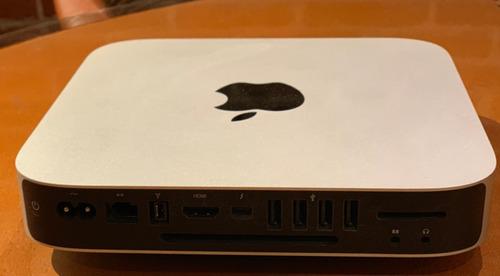 mac mini (mid 2011) unidad estado solido 512 10 gb ram