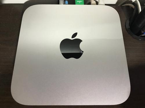 mac mini quad core 16gb ram, ssd 500gb + teclado+mouse apple